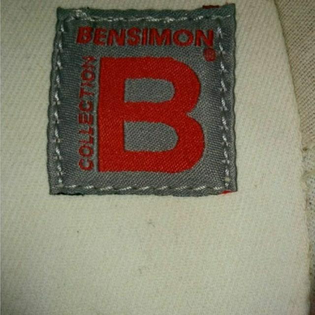 BENSIMON(ベンシモン)のベンシモン 26 メンズの靴/シューズ(スニーカー)の商品写真