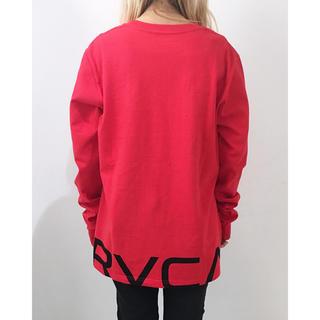 ルーカ(RVCA)のRVCA スタンダード フィット ロンT(Tシャツ(長袖/七分))