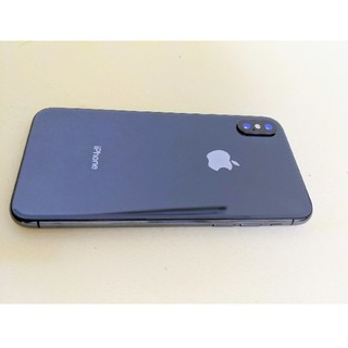 iPhone - 【美品】Apple iPhoneX SpaceGray 64gb