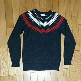 ウィゴー(WEGO)のWEGO ノルデック メンズ セーター(ニット/セーター)