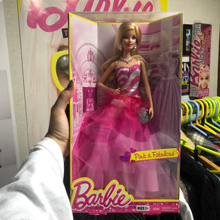 バービー(Barbie)のバービー(ぬいぐるみ/人形)