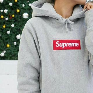 Supreme - 【2枚11000円送料込み】Box Logoパーカー 裏起毛男女兼用