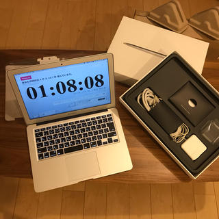 Apple - MacBook Air (13-inch, Early 2015) メモリ 8G