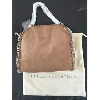 ステラマッカートニー(Stella McCartney)のStella McCartneyファラベラ ショルダーバッグ ミニ ブラウン(ショルダーバッグ)