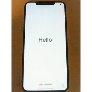 アップル(Apple)のiPhone Xs Max 256GB シルバー SIMフリー 香港版(スマートフォン本体)