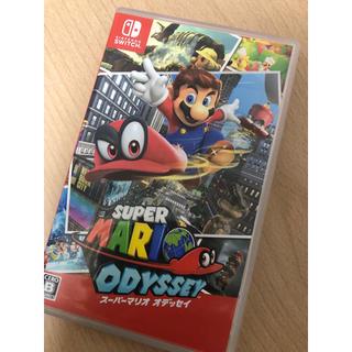 Nintendo Switch - スーパーマリオ オデッセイ
