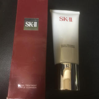 SK-II - 新品SK-II フェイシャル トリートメント ジェントル クレンザー
