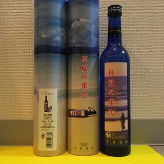 【黄金酒造】全芋焼酎「蘭」季節限定品 真夏の果実 サザンオールスターズ 美品(焼酎)
