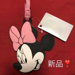 Disney - ミニーのラゲッジタグ❣️