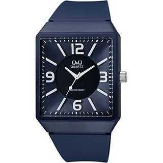 文字盤色-ブルー[シチズン キューアンドキュー]CITIZEN Q&Q 腕時計