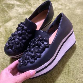 ストロベリーフィールズ(STRAWBERRY-FIELDS)のSTRAWBERRY FIELDS(ローファー/革靴)