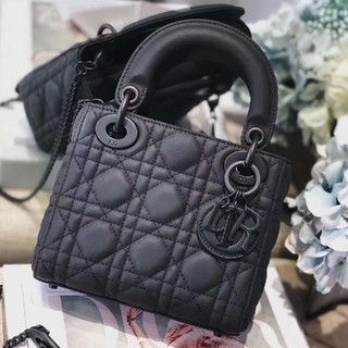 Dior - DIOR 期間限定特価 ショルダーバッグ ハンドバッグ ブラック