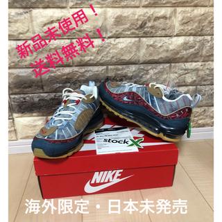ナイキ(NIKE)のNike air max  98 wild west  26.5cm(スニーカー)