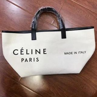 celine - CELINE トートバッグ ポーチ付き 大容量