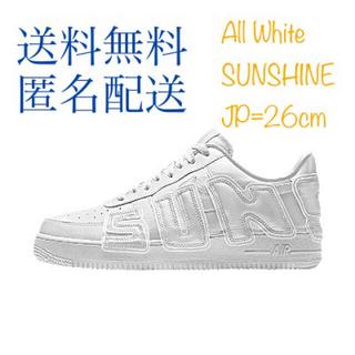 Nike By You CPFM×Air Firce 1 US6 JP26