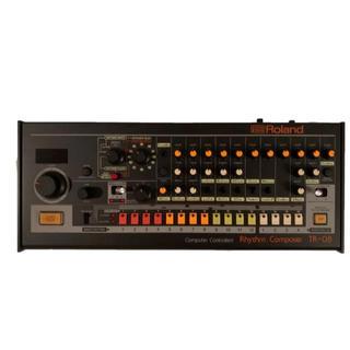 (値下げ)【新品未使用】Roland TR-08