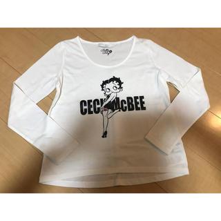 セシルマクビー(CECIL McBEE)の三日月の夜 様 専用(Tシャツ(長袖/七分))