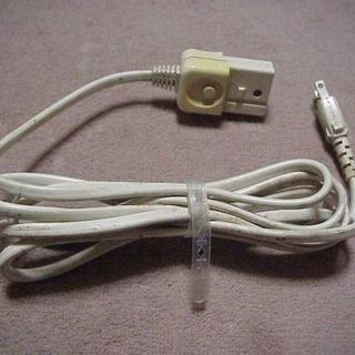電気カーペット 電源コード 中古