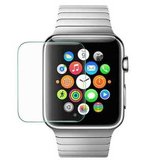 38mm Apple Watch Hermes 強化ガラス保護フィルム