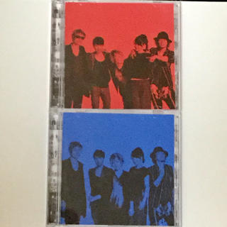 10th Anniversary Best RED・BLUE 初回盤DVD付き