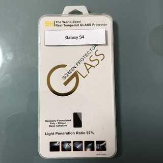 Galaxy S4 高級 ガラス保護フィルム