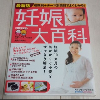 「妊娠大百科 妊娠10カ月の気がかりを1冊で解消! たまひよ大百科シリーズ 新装