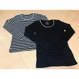 Right-on - 長袖Tシャツ二枚組