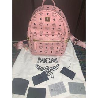 エムシーエム(MCM)のMCMリュック S(リュック/バックパック)