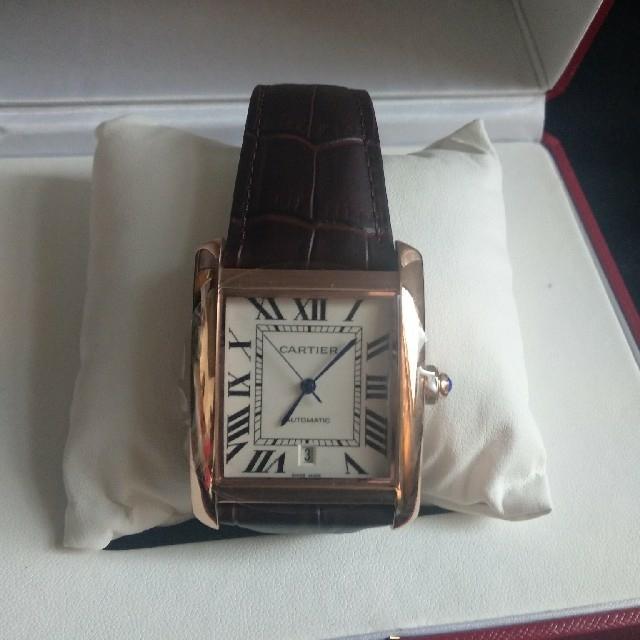 Cartier - Cartier カルティエ メンズ 腕時計の通販