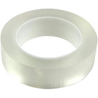 recoa 強粘着 補修テープ 目立たない透明色 30mm×10m クリア