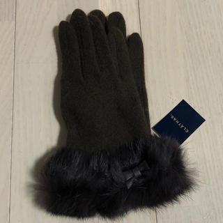 CLATHAS - CLATHAS クレイサス 手袋 新品未使用