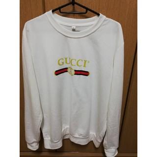 Gucci - GUCCIトレーナー
