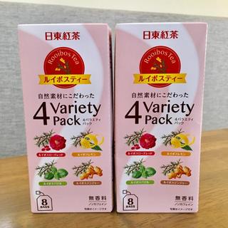 日東紅茶 ルイボスティー  ハーブティー 2箱