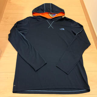 THE NORTH FACE - 新品 the north face ジャージー パーカー 米国規格 紺L