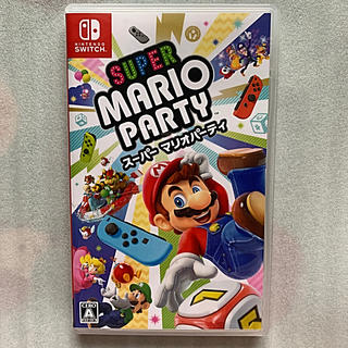 Nintendo Switch - スーパーマリオパーティ Switch