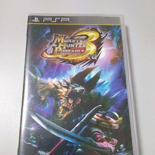 PlayStation Portable - モンスターハンターポータブル 3rd PSP