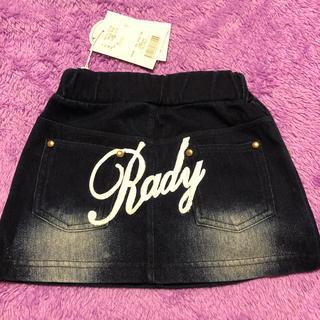 レディー(Rady)のちびrady スカート 100 専用(スカート)