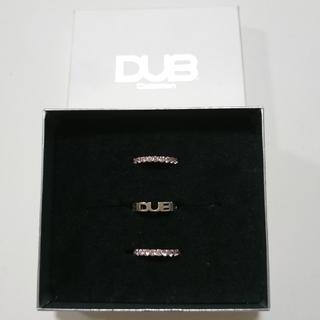 ダブコレクション(DUB Collection)のDUB collection ダブコレクション 3連 リング(リング(指輪))
