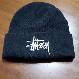 ステューシー(STUSSY)の☆stussyニット帽☆(ニット帽/ビーニー)