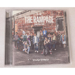 ザランページ(THE RAMPAGE)のDirty Disco CD(ポップス/ロック(邦楽))
