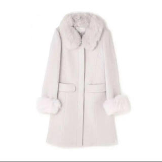 PROPORTION BODY DRESSING - proportion body dressing ファーポケットノーカラーコート