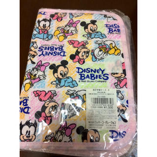 Disney - ディズニー ベビーズ 母子手帳ケース