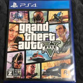 PlayStation4 - グラセフ5 PS4