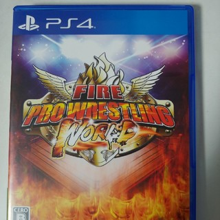 PlayStation4 - ファイヤープロレスリング ワールド