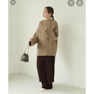 TODAYFUL - トゥデイフル  TODAYFUL Oversize Braid Knit ニット