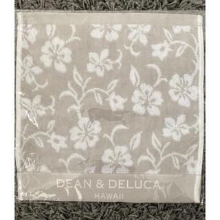 ディーンアンドデルーカ(DEAN & DELUCA)のお値下げ中 ハワイ限定DEAN&DELUCA ディーン&デルーカ タオルハンカチ(ハンカチ)
