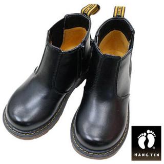 ドクターマーチン(Dr.Martens)のキッズ サイドゴアブーツ  21センチ ブラック(ブーツ)