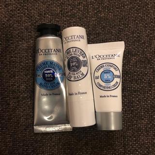 L'OCCITANE - ロクシタン リップバーム ハンドクリーム 保湿クリーム セット