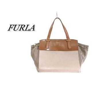 Furla - FURLA フルラ ハンドバッグ ブラウン