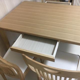 オオツカカグ(大塚家具)のゴルフ道楽様専用。大塚家具 ダイニングテーブルセット (ダイニングテーブル)